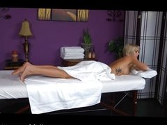 Jana Jordan and Bailey Blue intense massage