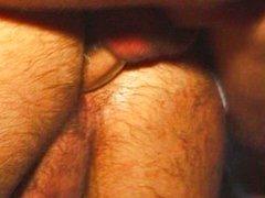 Muscular butt pounding