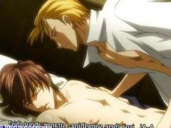 Anime gay cock jerked of n anal sex