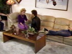 Nina Hartley vintage groupsex fucking