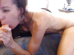 Tight pussy needs a rock hard cock