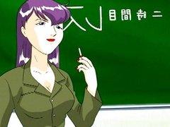 Extreme nympho school girl hentai
