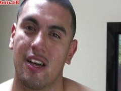 Big Dick Cholo Gets Sucked Off
