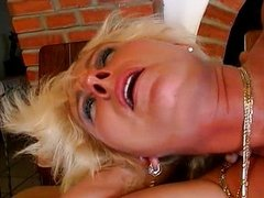 Anal fucked mature mom begs