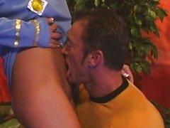 Classic Sex Trek Where No Man Has Cum B4