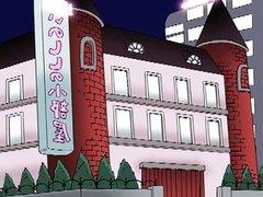 Hentai university sex