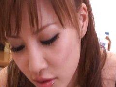 Kaera Uehara Naughty Japanese teacher