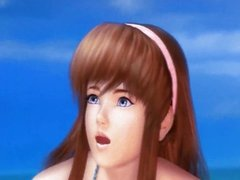 Opening Dead or Alive 2