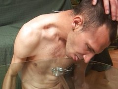 Gay cum eating compilation is awesome