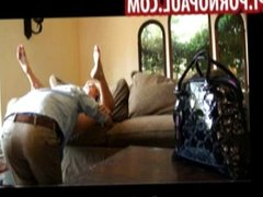 Housewife caught cheating on husband