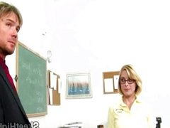 Penny Pax gets fucked by her teacher