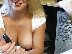 Oral Amber - Office Break