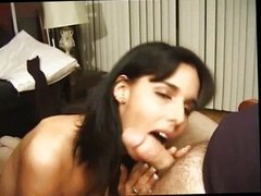 Girl Gives Blow Job Gets Facial
