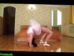 Many positions you can put a ballerina in