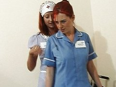Nurses have a hard job to do