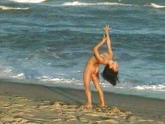 Hegre Archives - Nude Beach Yoga