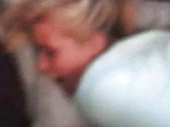 Hot Blonde Amateur POV(Sex Video)