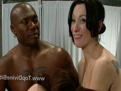 Mistress January teaches Jack submission