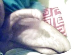 very large penis masturbation