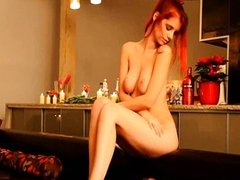 Special gift for redhead babysitter