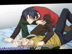 Hentai gay having a love affairs