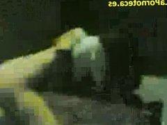 Pillados follando en un cajero