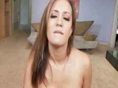 Blowjob with a pierced tongue