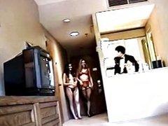 Room service hot lingerie