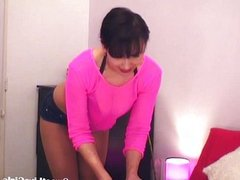 strips and plays with her pussy(1).wmv