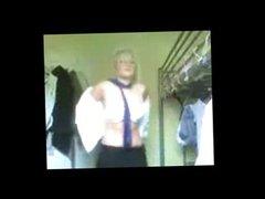 UK Teen Webcam Strip