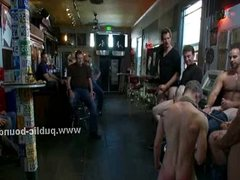 Gay boy asked to bend over and analized