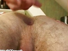 QueerVids - Yummy Cum In ass Bareback Fucking