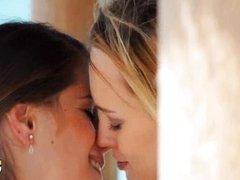 garden summer lesbians love in action