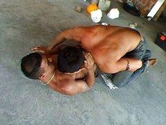 Brazilian construction love