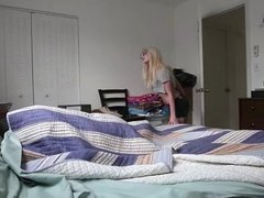 Piper gets her pussy pounded hard by her guy