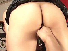 Creampie end Kanade Otowas filthy porn show