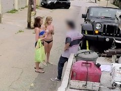 Bad Tow Truck - Hot teens do anything