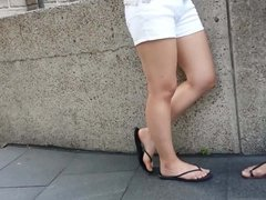 Bare Candid Legs - BCL#151