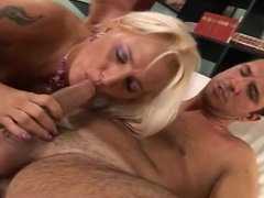 Mature wife fucked by homeless