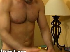 Teenage gay bodybuilders sex Daddy and guy