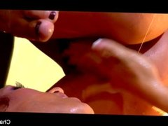 Wet lesbian sex with Charley & Capri Cavanni