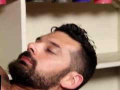 Marcus and Roman take turns fucking each other in the ass