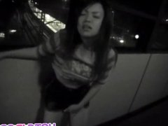 Aya Matsuki is roughly fucked by stranger in