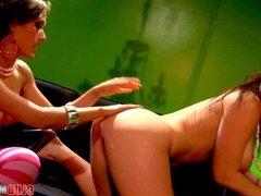 Jayden James And Capri Cavalli Licking Pussy