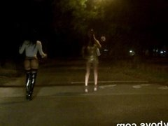 Nikki Ladyboys Public Nudity Street whores