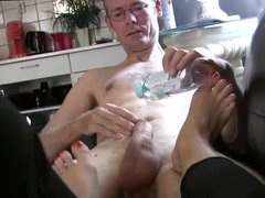 Foot Fetish Fun Sex Session