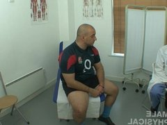 Rugby Physical Exam