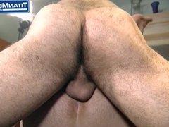 Massage Bait Buttfucked By Muscle Buddy