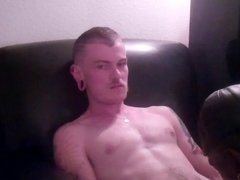 Black Daddy Sucks White Prison Thug Cock