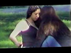 in park public lesbian hidden cam